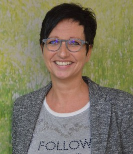 Janet Halama, Büroleitung, Standort Flieden
