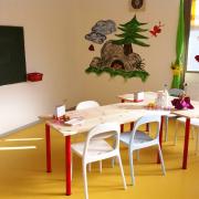 Die Räumlichkeiten Nachhilfestunden, Lernfüchse
